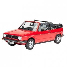 Revell - VW Golf 1 Cabriolet