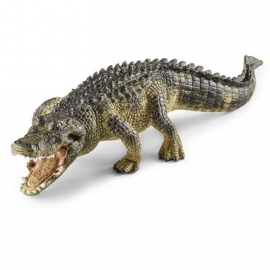 Schleich - World of Nature - Wild Life - Amerika - Alligator