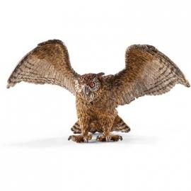 Schleich - World of Nature - Wild Life - Europa - Uhu