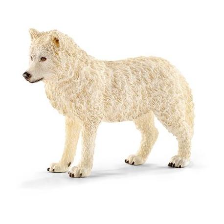 Schleich - World of Nature - Wild Life - Arktis uns Antarktis - Arktischer Wolf