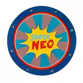 Die Spiegelburg - Schild Super Neo