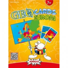 Amigo Spiele - GeoCards Europa