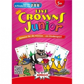 Amigo Spiele - Five Crowns Junior