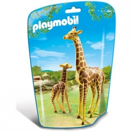 PLAYMOBIL® 6640 - City Life - Zoo: Giraffe mit Baby