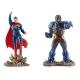 Schleich - DC Comics - Scenery Pack - Superman vs Darkseid