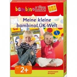 bambinoLÜK - Set Meine kleine Welt