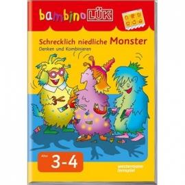 bambinoLÜK - Niedliche Monster