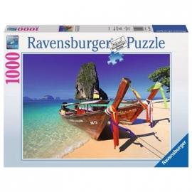 Ravensburger Puzzle - Phra Nang Beach, Krabi, Thailand, 1000 Teile