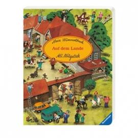 Ravensburger Buch - Mein Wimmelbuch: Auf dem Lande