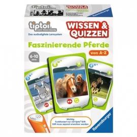 Ravensburger Spiel - tiptoi - Wissen & Quizzen: Faszinierende Pferde