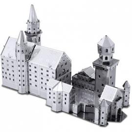 Metalearth - Bauwerke - Schloss Neuschwanstein, 2018 3 Bögen