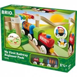 BRIO Bahn - Meine erste BRIO Bahn Spiel Set