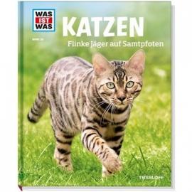 Tessloff - Was ist Was - Katzen Flinke Jäger auf Samtpfoten, Band 59