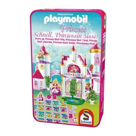 Schmidt Spiele - PLAYMOBIL®® - Schnell, Prinzessin Sissi!