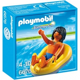 PLAYMOBIL® 6676 - Summer Fun - Aquapark: Rafting-Reifen