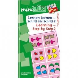 miniLÜK - Lernen lernen - Schritt für Schritt 2