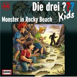 Europa - Die drei ??? Kids CD Monster in Rocky Beach, Folge 44