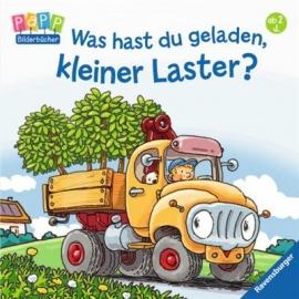 Ravensburger Buch - Was hast du geladen, kleiner Laster?
