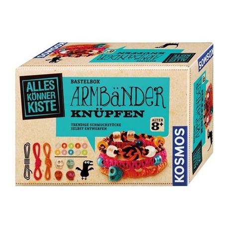 KOSMOS - Alles Könner Kisten - Armbänder knüpfen