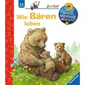 Ravensburger Buch - Wieso? Weshalb? Warum? - Junior - Wie Bären leben