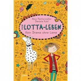 Arena Verlag - Mein Lotta-Leben - Kein Drama ohne Lama, 8 Folge