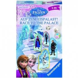 Ravensburger Spiel - Mitbringspiel Disney Frozen Auf zum Eispalast!