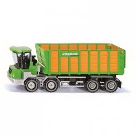 SIKU Farmer - Joskin Cargotrack mit Ladewagen