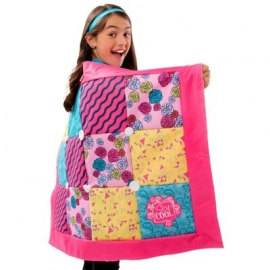Spin Master - Cozy Quilt - Patchworkdecke
