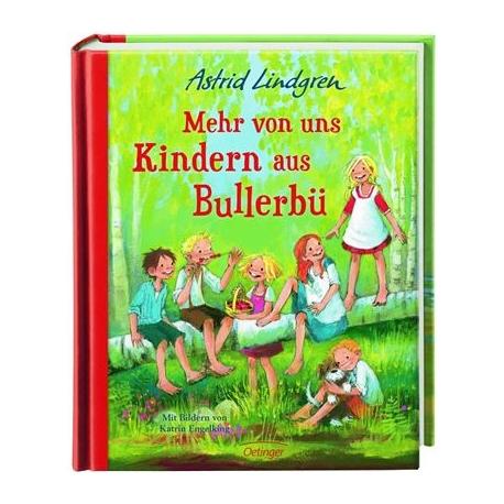 Oetinger - Astrid Lindgren - Mehr von uns Kindern aus Bullerbü