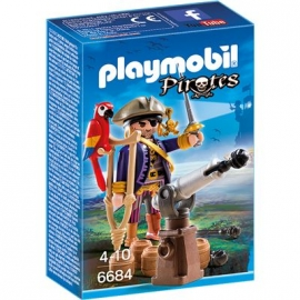 PLAYMOBIL® 6684 - Pirates - Piratenkapitän