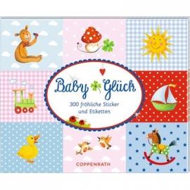 Coppenrath - Babyglück - Stickerbuch