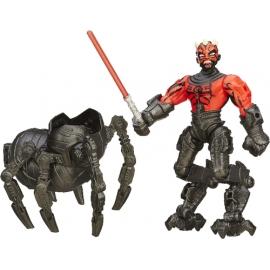 Hasbro - Star Wars™ Hero Mashers Deluxe Figuren