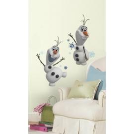FRO Disney Frozen Olaf Wandtattoo