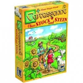 Hans im Glück - Carcassonne - Über Stock und Stein