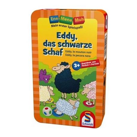 Schmidt Spiele - Ene Mene Muh: Eddy, das schwarze Schaf