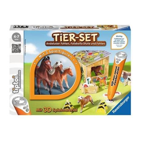 Ravensburger Spiel - tiptoi - Tier-Set Falabellas