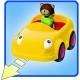 Ravensburger Spiel - ministeps - Mein Fahr-u.Spaß-Auto