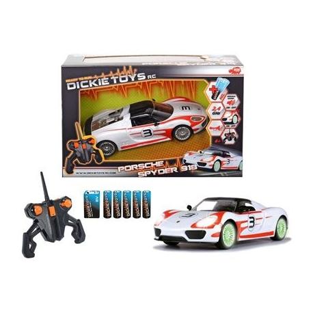 Dickie - RC Porsche Spyder, RTR N 6/12