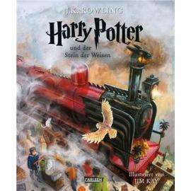 Carlsen Verlag - Harry Potter und der Stein der Weisen, Band 1