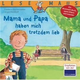 Carlsen Verlag - Lesemaus - Mama und Papa haben mich trotzdem lieb, Band 37, Softcover