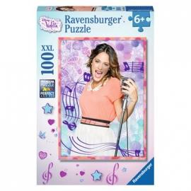 Ravensburger Puzzle - Talentierte Violetta, 100 XXL-Teile