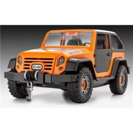 Revell - Junior Kit - Off-Road Vehicle