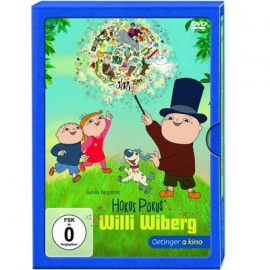 Oetinger - DVD - Hokus Pokus Willi Wiberg (DVD)