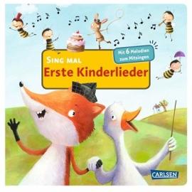 Carlsen Verlag - Sing mal - Erste Kinderlieder