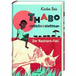 Oetinger - Thabo: Detektiv und Gentleman - Der Nashorn-Fall