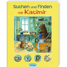 Oetinger - Suchen und Finden mit Kasimir