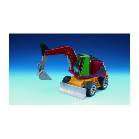 Spielzeug-Bagger BRUDER ROADMAX Schaufelbagger