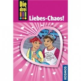 KOSMOS - Die drei !!! Liebes-Chaos, Band 60