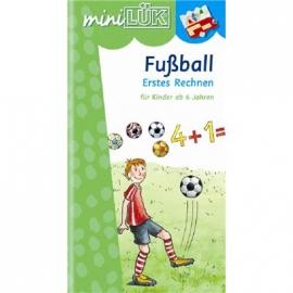 miniLÜK - Fussball Erstes Rechnen