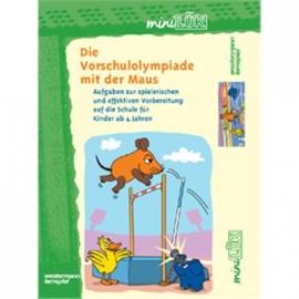 miniLÜK - Set Vorschulolympiade mit der Maus